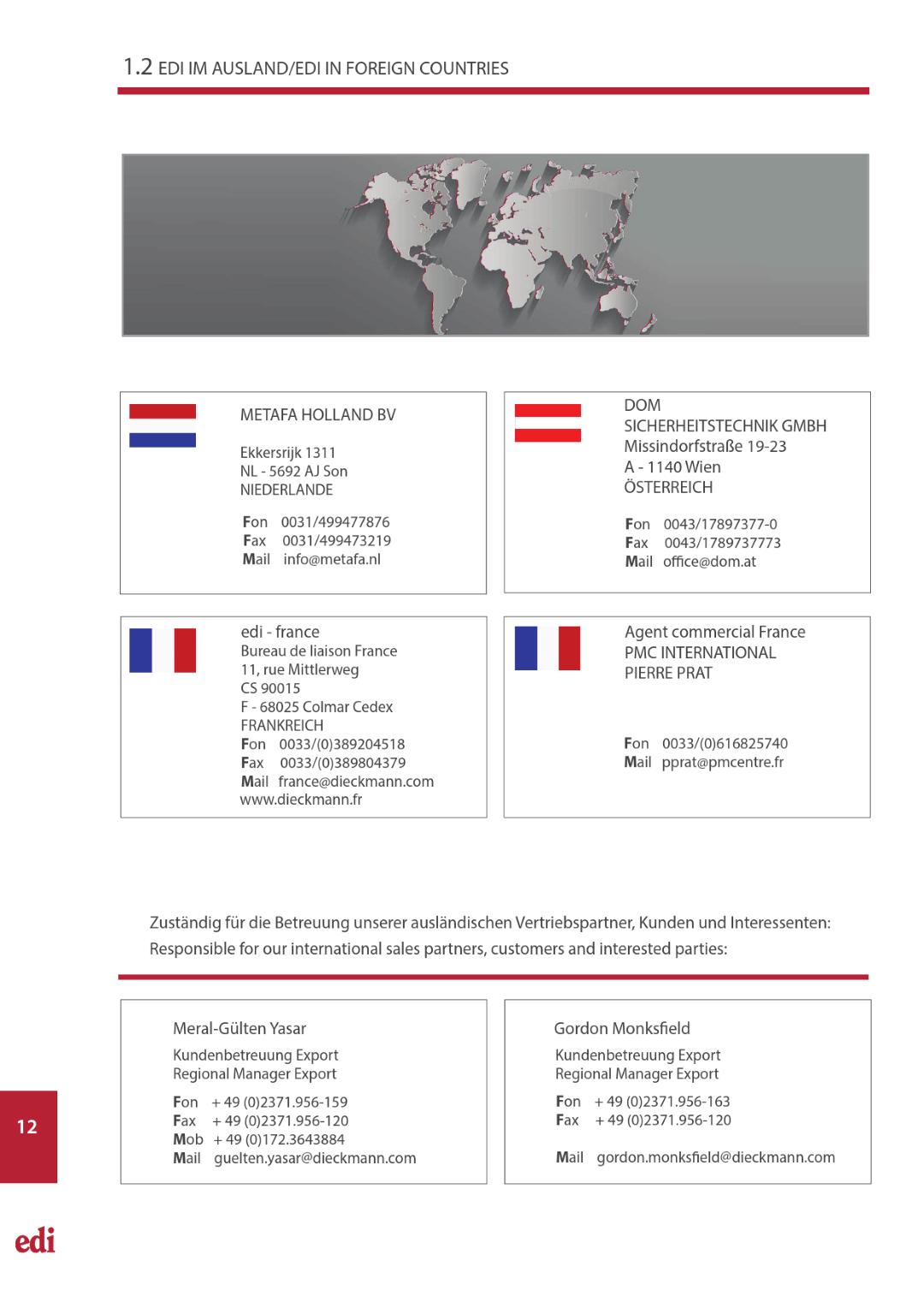 Katalog DIECKMANN - Seite 12 Regensburger Eisen Handel GmbH